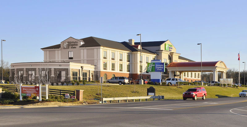 Holiday Inn Express Suites in Mt. Juliet